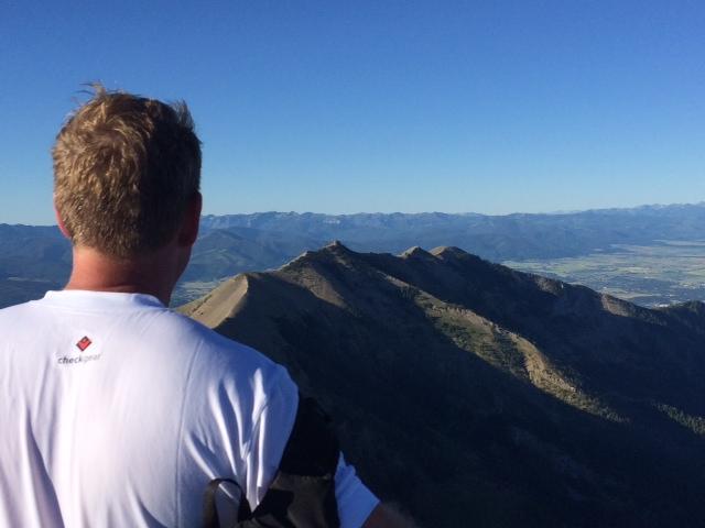 Sacajawea Peak Bozeman, MT