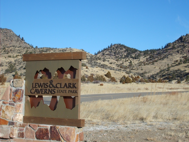 Lewis and Clark Caverns State Park is a well know state park near Bozeman, Montana.