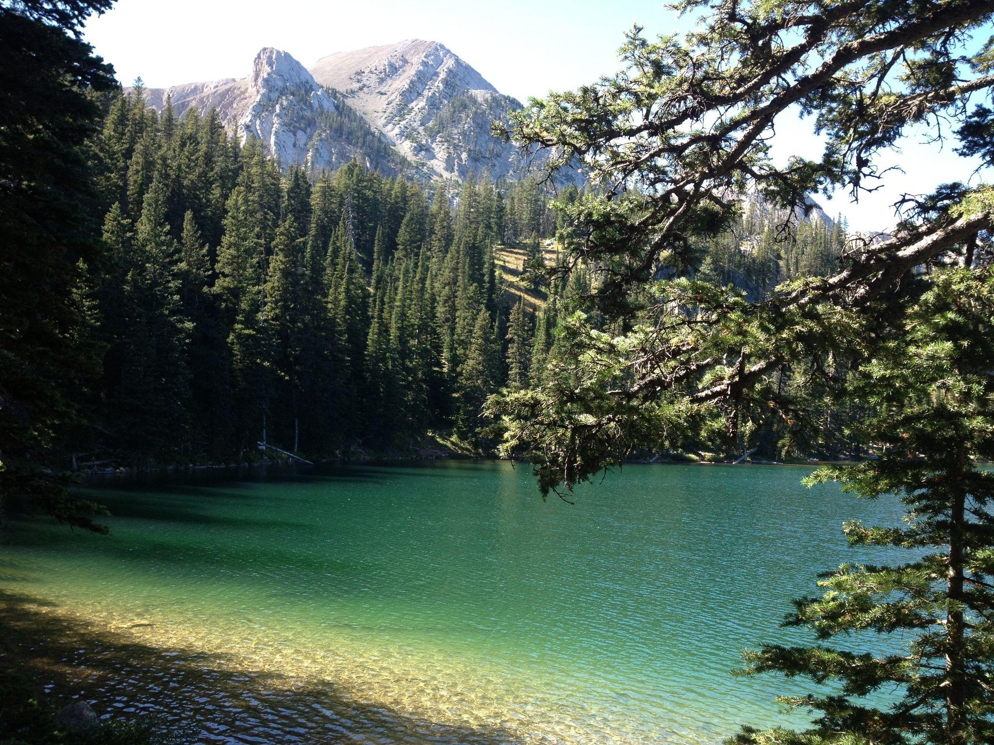 Fairy Lake Is A Great Hiking Trail Outside Of Bozeman Montana