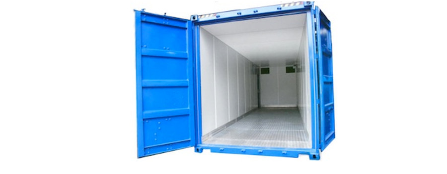 Thermal shipping containers can withstand high heat to protect goods.