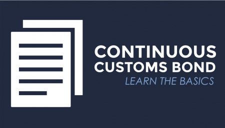 Learn what the difference is between continuous customs bonds and single entry bonds with this informative post from customs bond experts TRG.