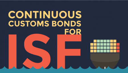Trade Risk Guaranty has opted to continue to only provide the amended Continuous bonds for Importer Security Filing (ISF).