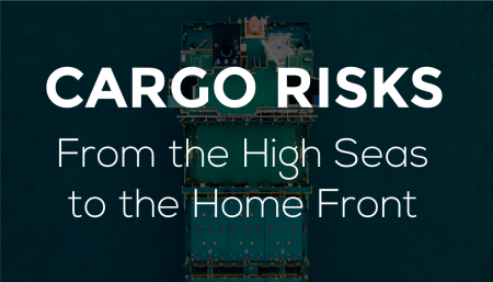 TRG provides all-risk policy cargo insurance for imports to cover their risks.