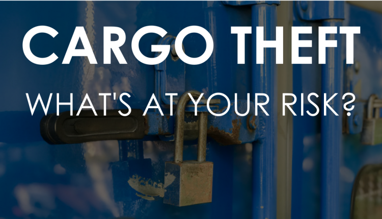 See what is at risk when your freight may be susceptible to cargo theft.