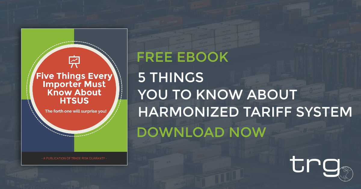 Download a free EBook about 5 things you need to know about HTS Codes.