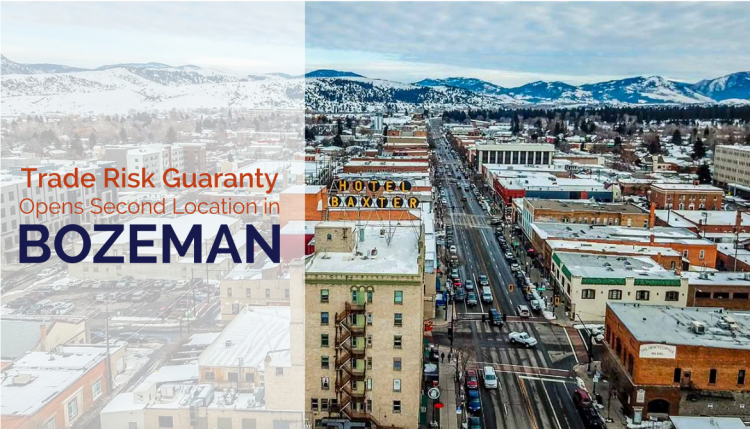 TRG opens second location in Bozeman, Montana.
