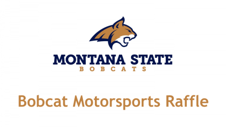 TRG takes part in the Bobcat Motorsports Raffle for Montana State University.