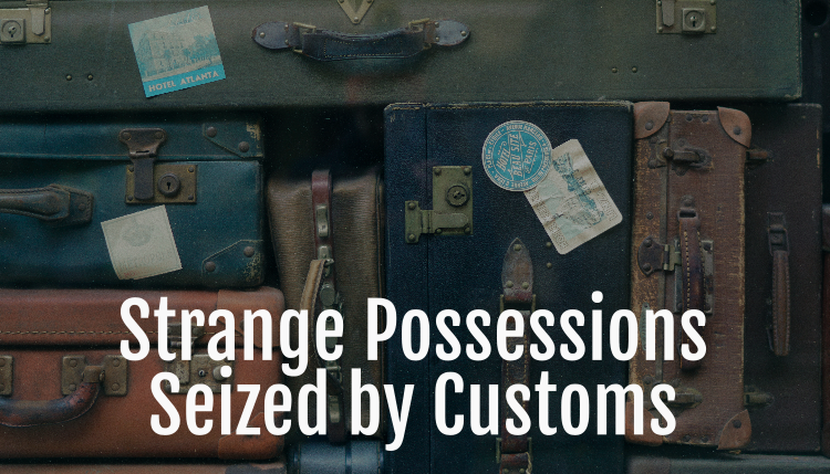 Goods Seized by Customs | Importing in the United States