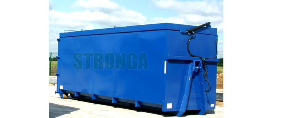 Special Purpose containers are mostly used for high-profile services, such as the shipment of weapons.