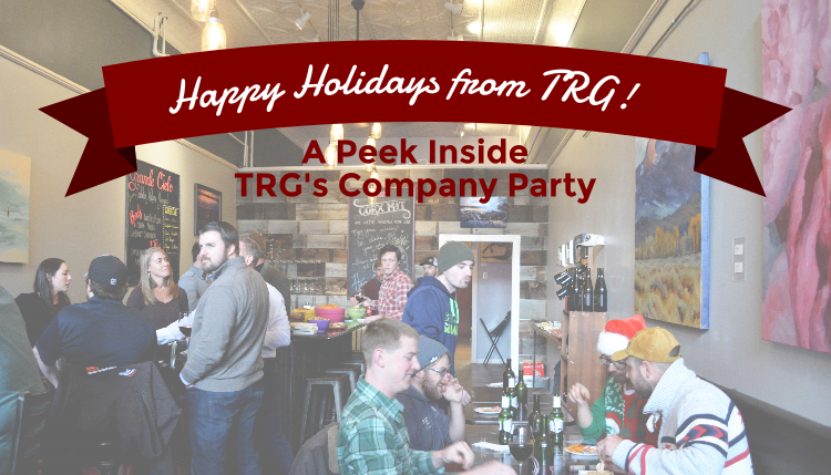 TRG Celebrates the Holidays in Downtown Bozeman