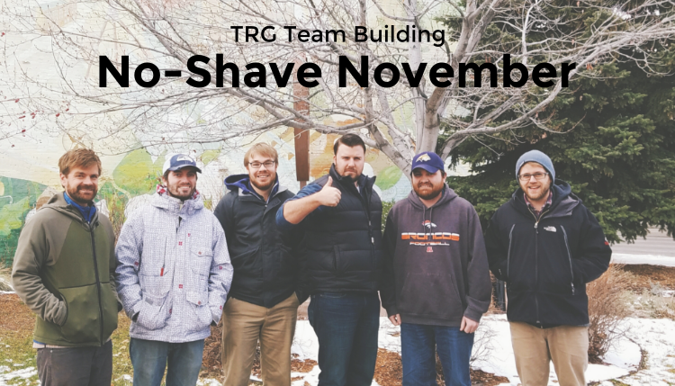 TRG Lets It Grow for No-Shave November