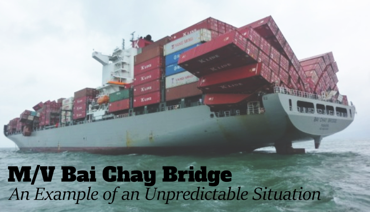 Protect Your Cargo – The Story of M/V Bai Chay Bridge