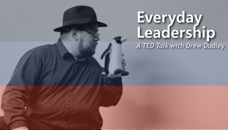 Drew Dudley gives an inspirational TED Talk on becoming a leader.