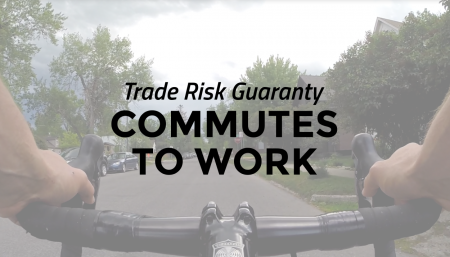A look at the daily commutes of Trade Risk Guaranty Team and how it lead to winning the Bozeman Commuter Challenge.