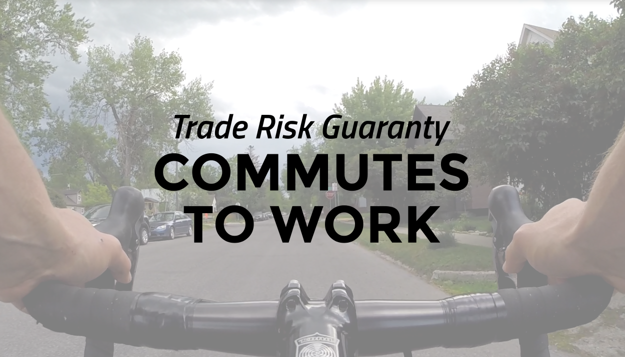 TRG Bikes to Work during the Bozeman Commuter Challenge