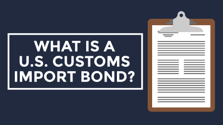 Trade Risk Guaranty explains the basics of a U.S. Customs Import Bond in a short educational video.