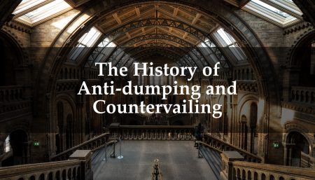 Trade Risk Guaranty explores the history of anti-dumping and countervailing.