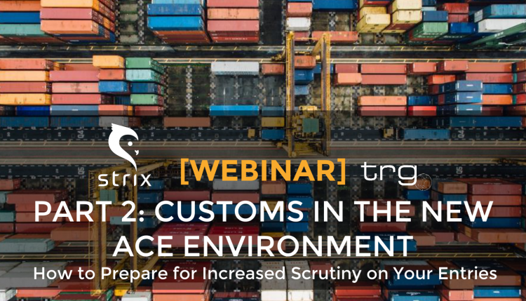 Trade Risk Guaranty hosts a webinar with their sister company Strix on how to handle a CF-28 and CF-29.