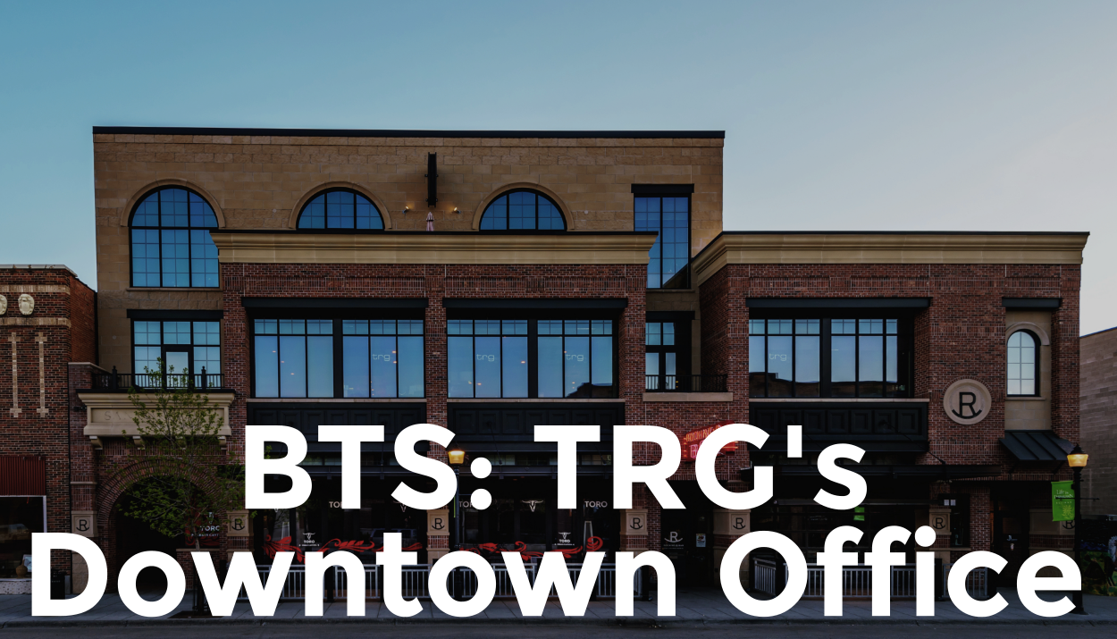 A Look Inside TRG's Downtown Bozeman Office