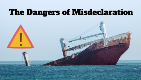 Misdeclared cargo can pose a serous danger to shippers.See how misdeclaration occurs and how you can be held liable for damages.