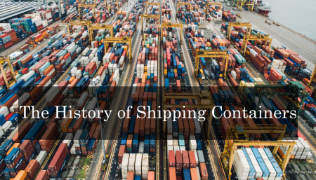 The shipping container has fueled the international economy for the last half century as boats got bigger and technology advanced