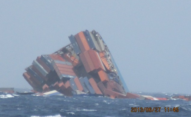 The Worst Shipping Disaster in History | The MOL Comfort