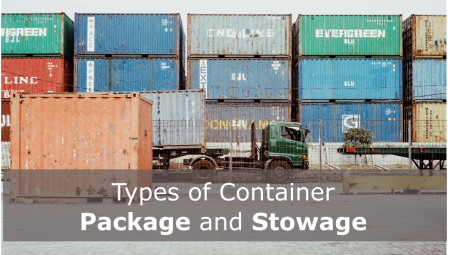 Packing a shipping container requires different techniques for different goods. Learn a variety of package and stowage methods