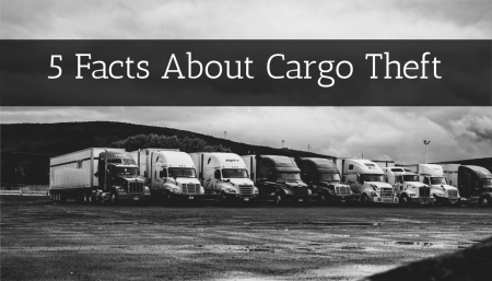 Cargo theft is rarely reported on in the United States. Learn about cargo theft and how prominent it is in the United States.