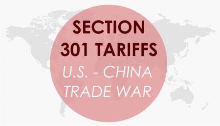 TRG maps out an infographic of the U.S. – China trade war. Make sure you stay informed with the latest updates on Section 301 tariffs.