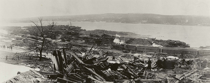 Halifax Explosion Aftermath