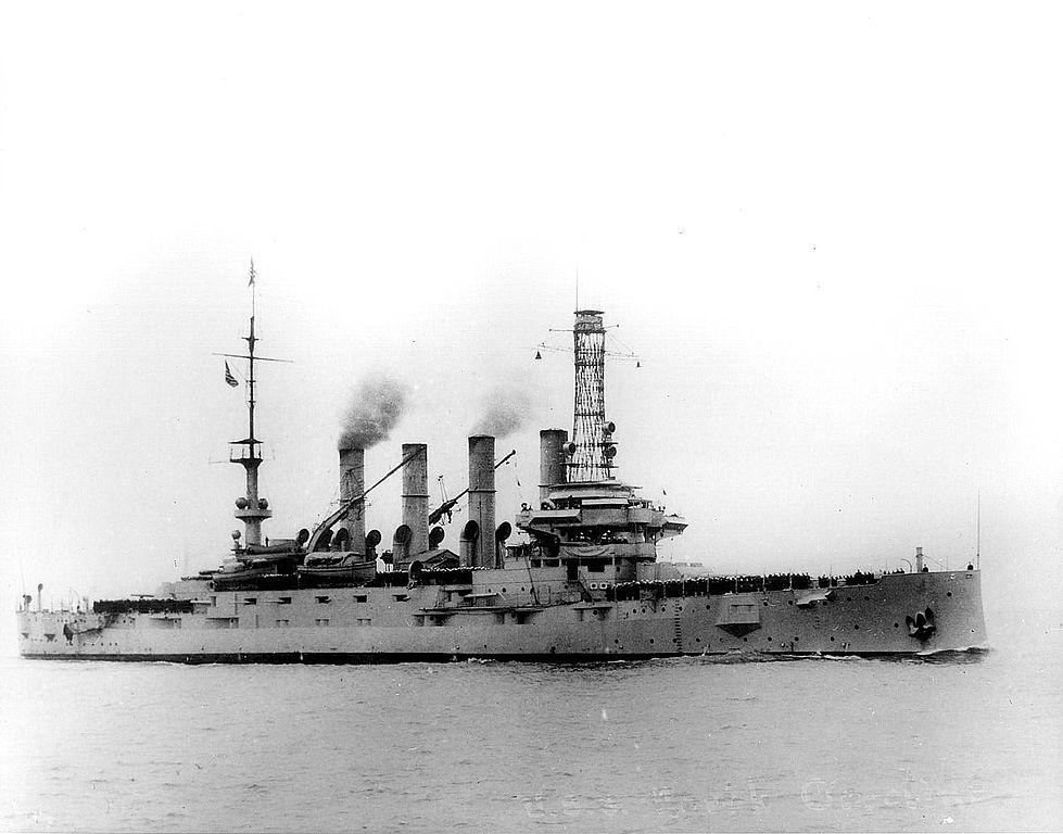 SS North Carolina