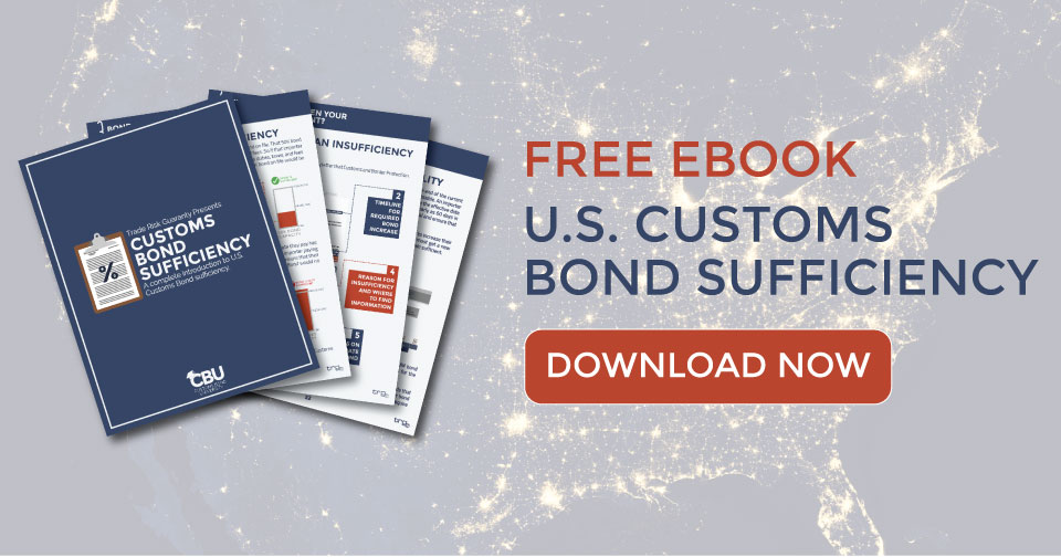 Download the Bond Sufficiency Ebook from Trade Risk Guaranty.
