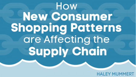 How New Consumer Shopping Patterns are Affecting the Supply Chain