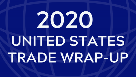 2020 United States Trade Wrap-Up