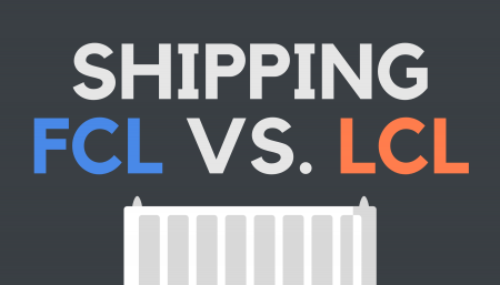Shipping FCL vs. LCL
