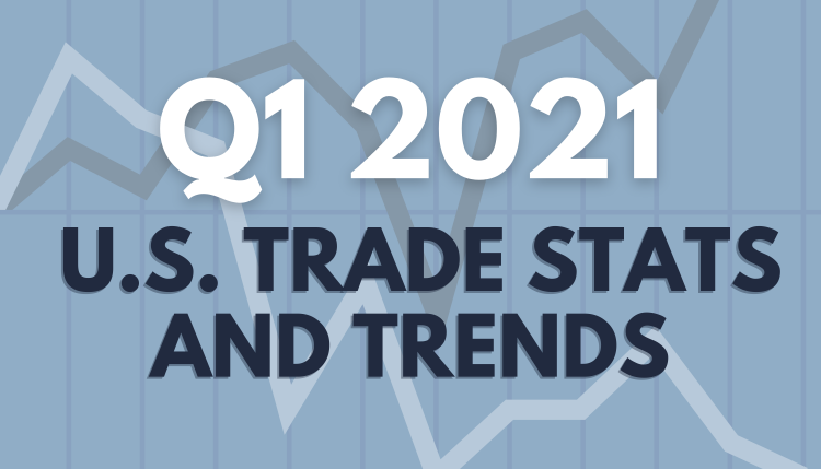 U.S. Trade Stats and Trends   Q1 2021