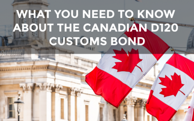 Introduction to CARM and the Canadian D120 Customs Bond
